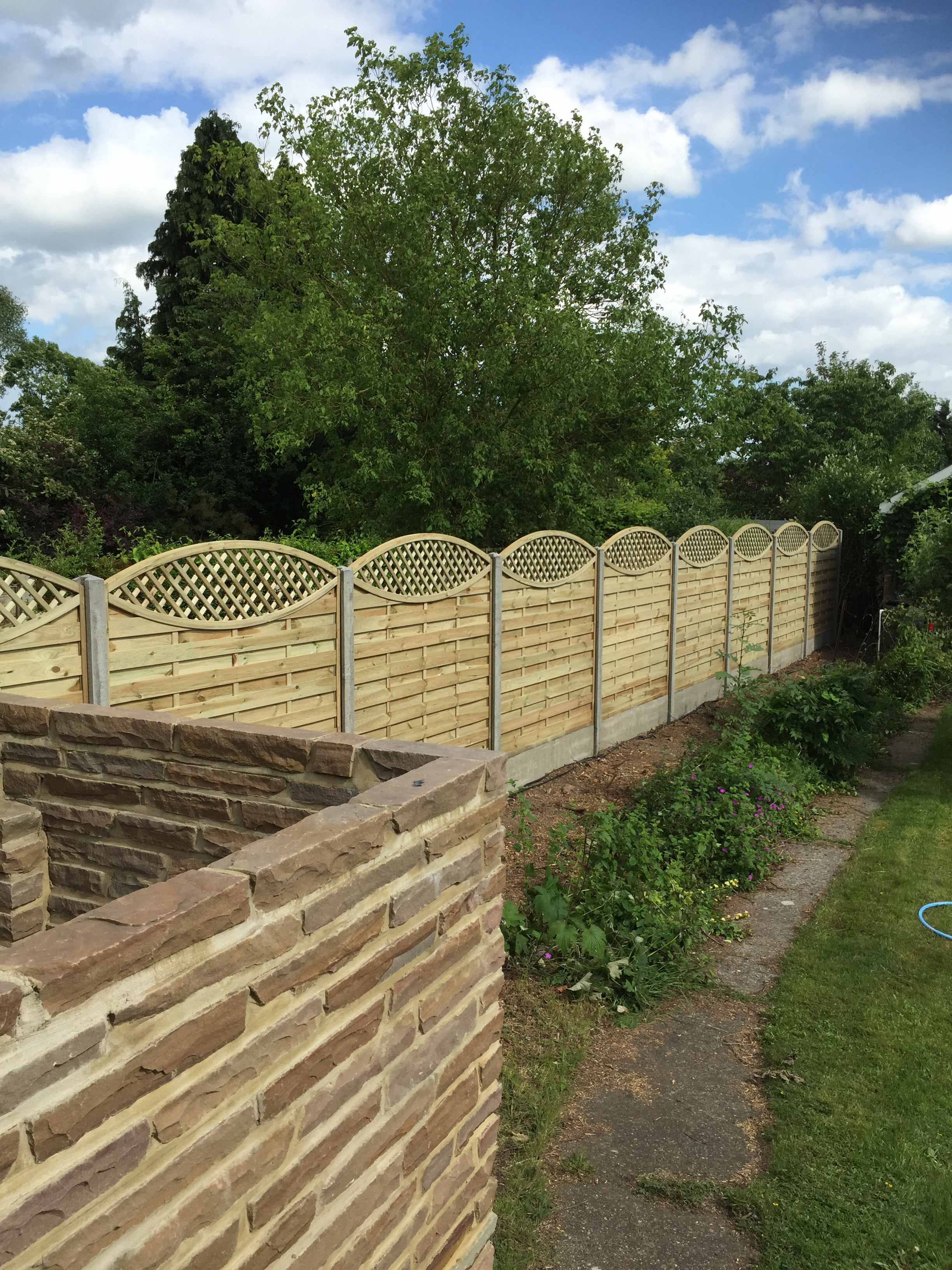 Fence in Essex
