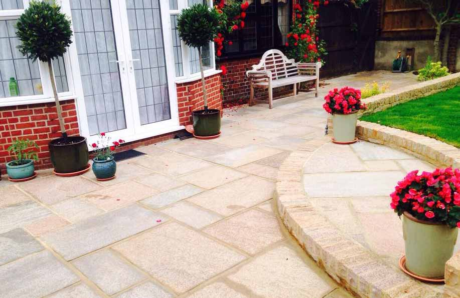 Landscaping-Theydon