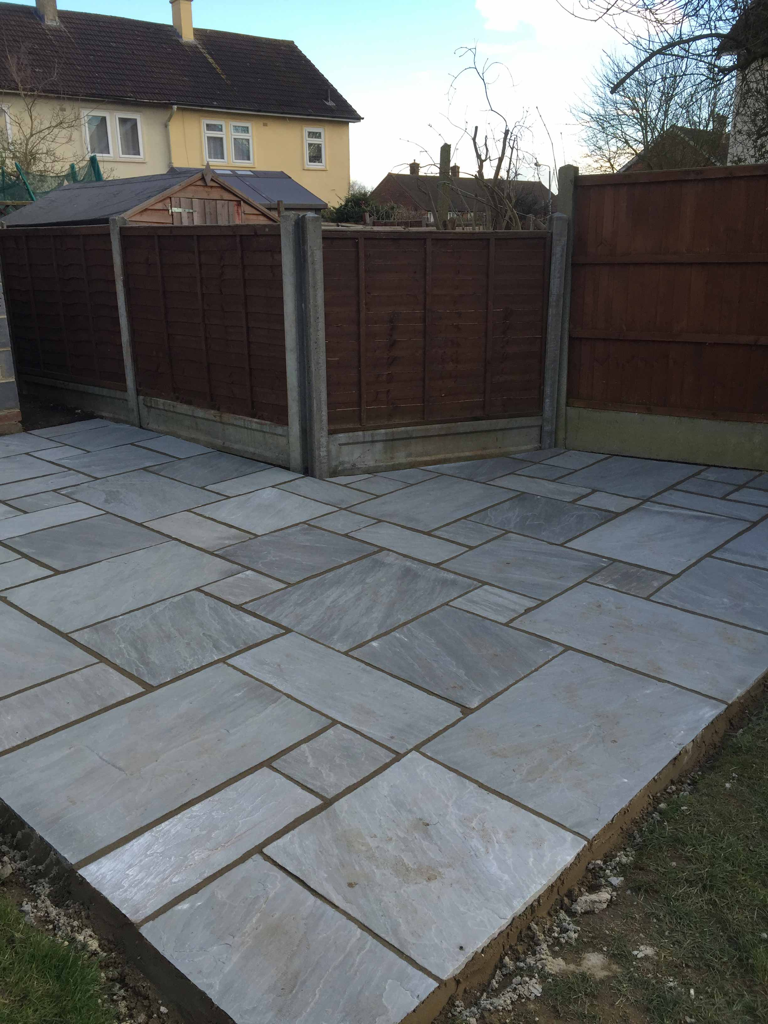 Patio Essex