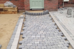 Front Driveway Loughton