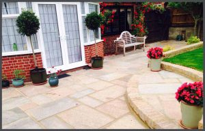patios and driveways in Essex
